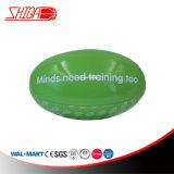 Macchina di formato 9 di colore verde che cuce football americano del PVC