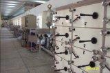 Piscina exterior queda FTTH máquina de extrusão de cabo de fibra óptica