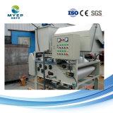 Твердые и жидкие разделительной ленты фильтр для очистки сточных вод
