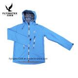 2018 Nuevo diseño de poliéster 100% de los hombres chaqueta de 3 capas