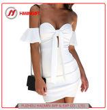 Hot de vente le manchon de vol de la femme attache Bra Backless robe de décalage personnalisé de gros