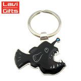 싼 관례 3D 물고기 모양 열쇠 고리, 인어 Keychain
