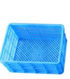 Custom пластиковой тары текучести кадров корзину контейнер пластиковый пресс-формы система впрыска пресс-форм, формованных изделий