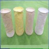 Coletor de pó de saco de filtragem de PTFE / Resistência da cabeça