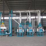 アフリカMaketのHongdefa Maize Flour Milling Machine