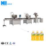 ジュースのためのセリウムISOの自動線形プラスチックびん詰めにする機械