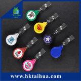 Bobina del distintivo del yo-yo stampata abitudine dell'OEM