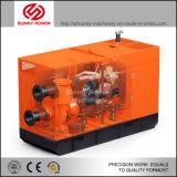 6 인치 농업 관개 디젤 엔진 수도 펌프 세트