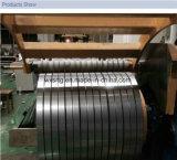 Van het van CERTIFICATIE AISI ISO de Strook van het Staal van de Rol Ss 202 Roestvrij staal, het Poolse Vastbinden van de Band van het Roestvrij staal Ss202 8K/Ba/Mirror