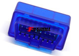 Voiture Code de diagnostic OBD-II Reader & Diagnostic Scan Tool, type mini, Bluetooth 2.0, Bleu, puce de collage