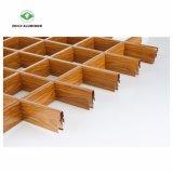 En 2018 à la mode grille décorative en aluminium Panneau de plafond pour les matériaux de construction