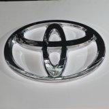 Custom de Pared LED impermeable de galvanoplastia logotipo coche