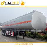 Un semirimorchio del serbatoio dell'acido solforico di Instock 21000L dell'asse tre dalla Cina