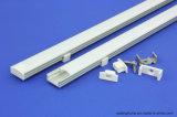 Alp001 Perfil de iluminación LED de aluminio con 5050SMD LED de 60 M/160lm/W luces LED para la decoración de interiores residenciales/ Iluminación cuerda lineal