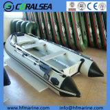 Barco de enfileiramento inflável Hsd230 dos barcos China/PVC