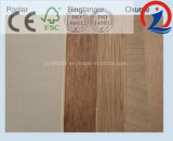 Sr. del pegamento de la madera contrachapada del álamo F/B Bingtangor de la base