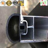 Tira de goma negra del sello de EPDM para la ventana de aluminio