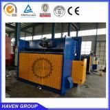Verbiegende Maschine des WC67Y Qualitäts-Eisenblechs, Pressebremse