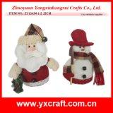 Modelo de la Navidad de la decoración de la Navidad (ZY13A94-1-2 los 22CM)