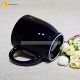 De zwarte Verglaasde Mok 200ml van de Espresso van de Sublimatie Ceramische