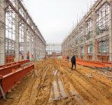 Структура полуфабрикат конструкции Custormized стальная с легкой установкой