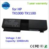 8cells Laptop voor de Li-IonenBatterij Tx1000 Tx1100 hstnn-Ob41 7.4V 10400mAh van PK