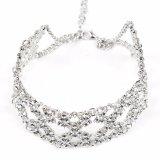 Изготовления продавая ожерелье способа цветка диаманта нового чокеровщика полное