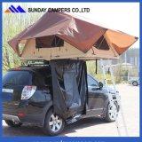Tenda superiore dell'automobile del tetto per il campeggiatore