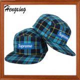 カスタム極度の綿の平らな縁の急な回復の帽子