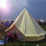 Tent van de Klok van de familie de Openlucht