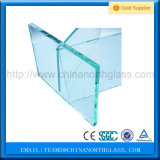 Ontruim vlak de Aangemaakte Transparante Serres van het Glas