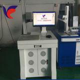Máquina de alta velocidad de la impresora laser del CO2 para el cuero y el bambú