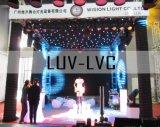 LED Vision-gordijn LED-videogordijn Stage-ACHTERGRONDLICHT-LVC