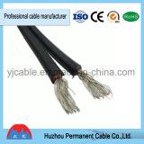Enfundados XLPE doble Cable solar flexible aprobado TUV