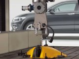 Automobil-Panel-Zahn-Widerstand-Testgerät