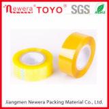 Acryl Zelfklevende Geelachtige Band voor Verpakking