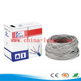 câble 305m de 0.45mm 4CCA+4CCS UTP CAT6