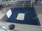 Schönes Aluminiumlegierung-materielles Boot verwendet im Meer