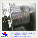 中国製工場喫茶店はワイヤーコイルを機械で造るために縦のコイル/喫茶店ワイヤー目の芯を取った