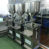 Mzh-F Pneumatic Servo Cream Paste Filling Machine