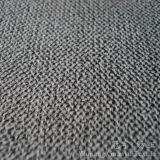 소파 덮개를 위한 돋을새김된 우단 격자 원형 100%년 폴리에스테