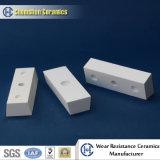 Alúmina Industrial Ceramic Tiles cónicos para tuberías Manguitos