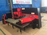 HP30 Máquina de perfuração de torreta CNC para revestimentos de paredes