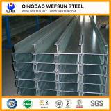 fascio Lipped dolce della Manica dell'acciaio Ss400 C di 6m