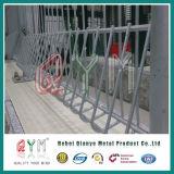 機密保護のRolltopのパネルのBrcの塀か溶接されたロール上の防御フェンス