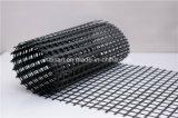 Deckel-Bitumen-Fiberglas Geogrid Gebrauch für Verstärkungsstraßen-Wand