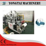 Matériel de machine pour les couvertures non-tissées remplaçables de chaussure de production
