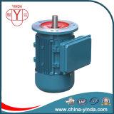 Aluminiumeinphasig-Elektromotor des rahmen-1.5HP
