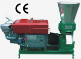 Norma Europea animal cerdo conejo de la carga de pellets de la máquina (SS-230B-260B SS SS-360B-400B SS)