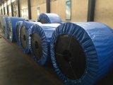 Banda transportadora de goma para la explotación del cabón